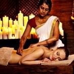 Square ayurvedische massage