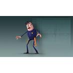 Thumbnail animating cartoon characters maya 3485 v1