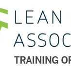 Square logo lean it association