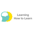 Thumbnail learning how to learn logo with text