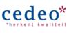 Logo van Cedeo